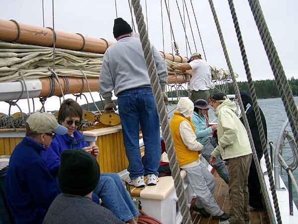 Sailsfurled