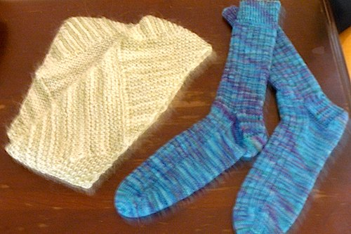 SocksAndScarf