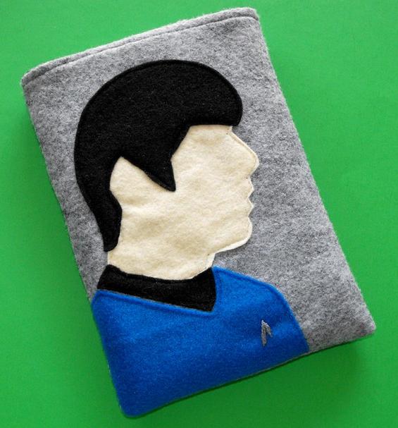 SpockKindleCase
