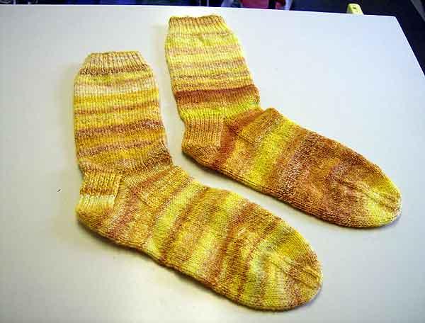 Sun socks