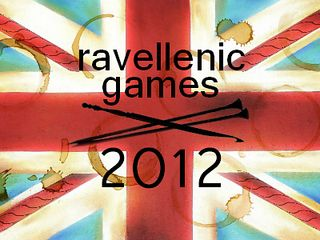 2012 Ravellenic Games Banner