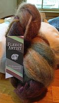 Fleece Artist Goldiehair