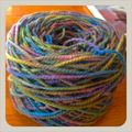 Tropical Dream yarn
