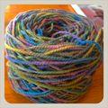 Tropical Dream yarn