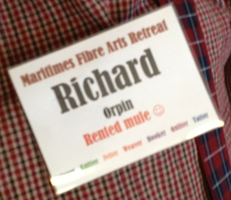Richard Nametag