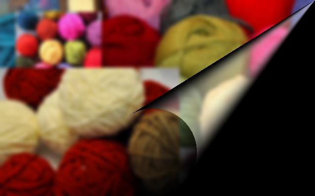 Stripping the yarn stash