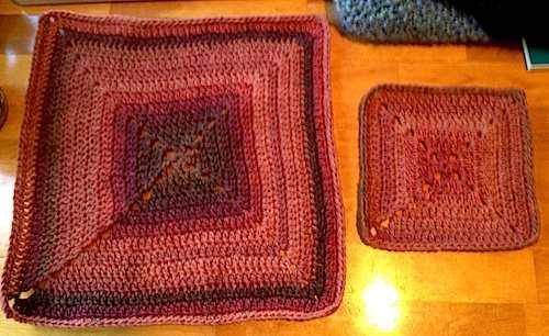 Squares 1 & 2