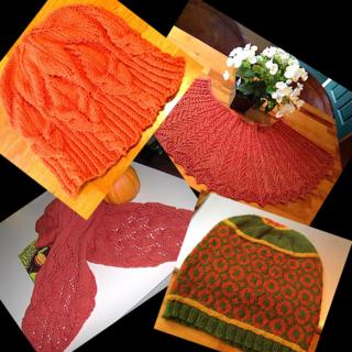 Medley of orange