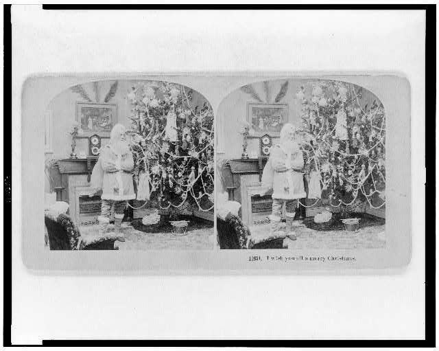 Stereo card print 1897