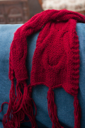Amy's Pandorica Opens scarf