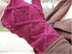 Rose's mitts