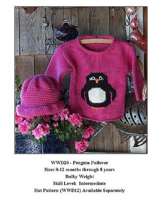 Penguin pullovedr