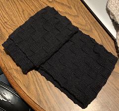 Simple scarf 3