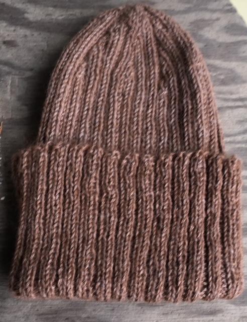 DK Ribbed Hat