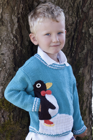 Penguin Pullover 3