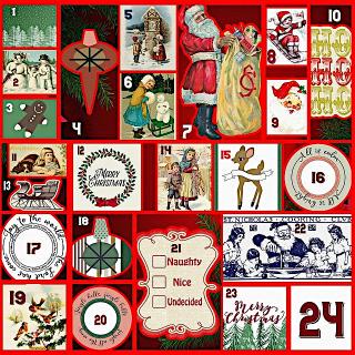 Advent-calendarSample